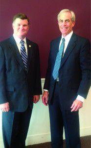 Jim Frishe & Jim Dodson