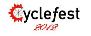 Cyclefest 2012 Logo