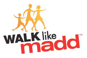 Walk Like MADD Logo