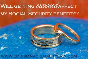 social security marriage