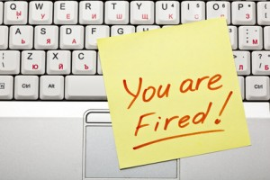 Fired employee for filing a workers comp claim