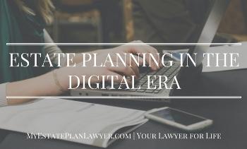 Estate Planning in the Digital Era Text