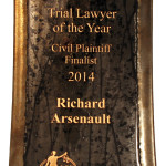 Trial Lawyer Plaque