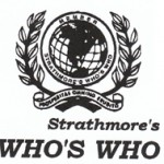 Logo for Strathmore's Who's Who