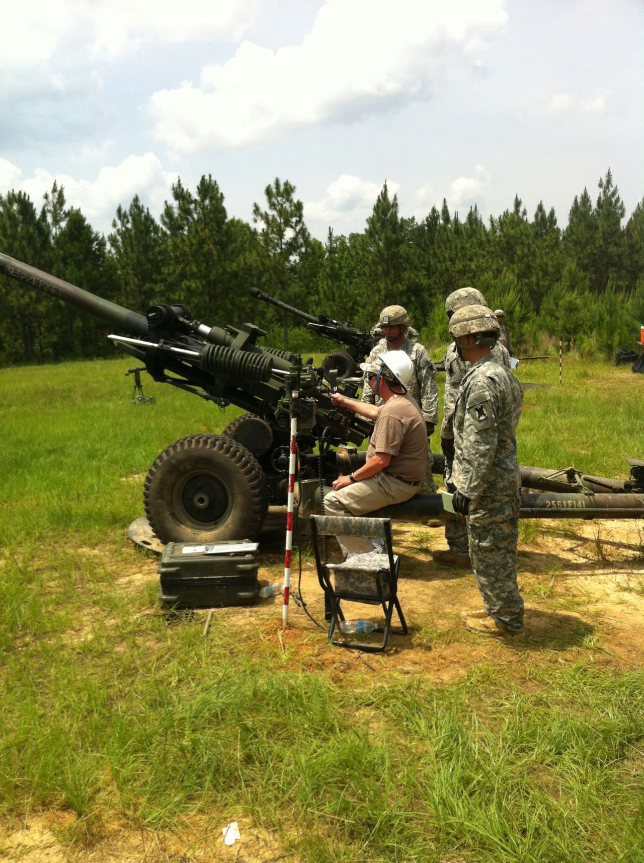 Attorney Wes Gralapp Fires Cannon