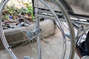 Wheelchair for Quadriplegics