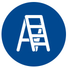 ladder falls