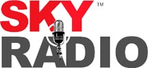 Sky Radio in Louisiana Logo