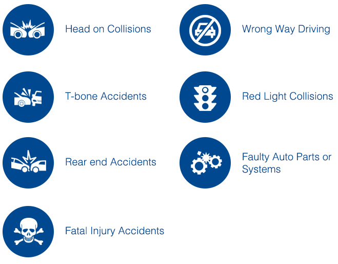 Common Types of Car Accidents in Louisiana