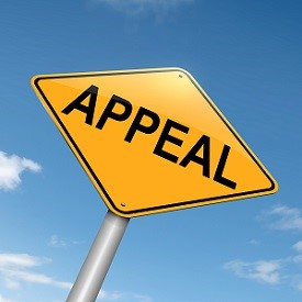 Appeal Road Sign