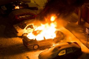 CAR FIRE PREVENTION
