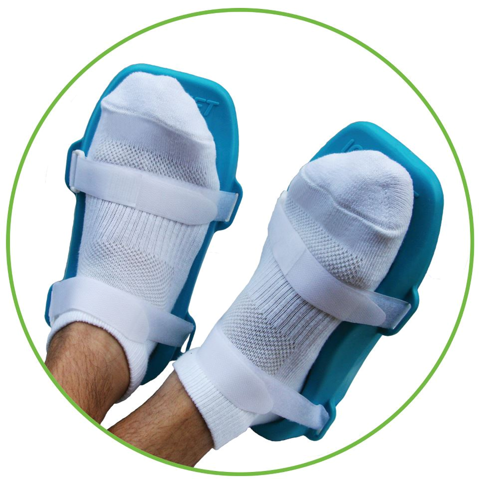 Icy Feet treatment for plantar fasciitis pain
