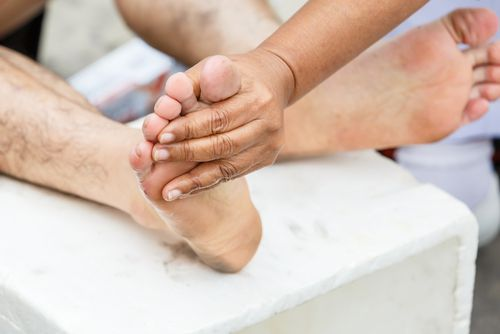 Arthritis in Feet and Ankles