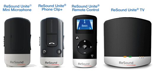 ReSound Unite Wireless Accessories Available At SAHAC