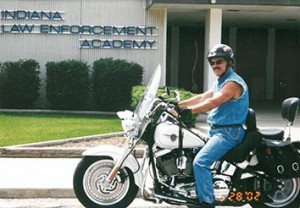 Randy Sevenish is a motorcylist and motorcycle attorney