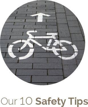 Bicycling Safety Tips