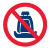 over 600,000 children are passengers in a car without a child safety seat or booster seat.