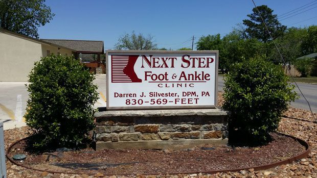 Next Step Foot & Ankle Clinic in Pleasanton, TX