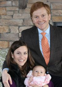Van Smith and family