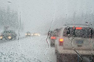 driving in bad weather conditions