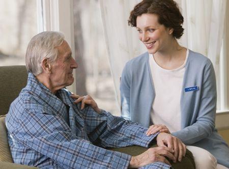Transitioning Into a Nursing Home