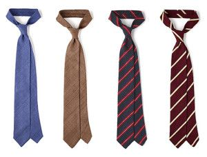 tie say about you