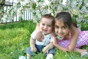 Bahar and Micah Arian