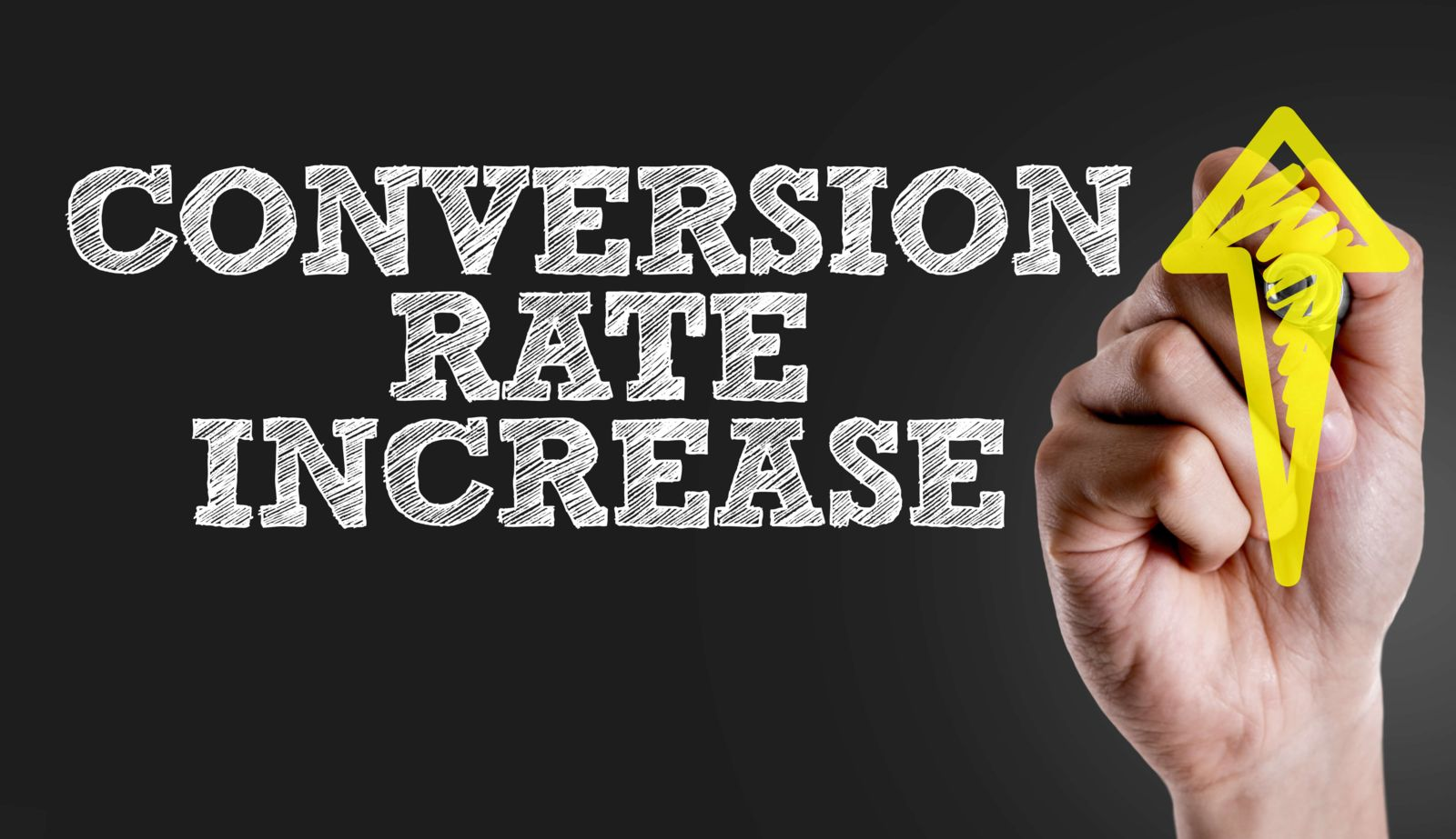 Website Conversion Rate Increase