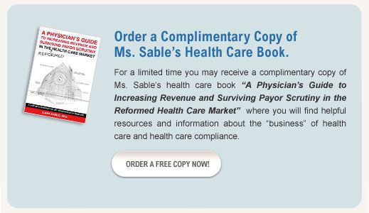 Health Care Compliance Book