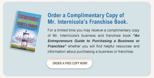 Book about buying a franchise