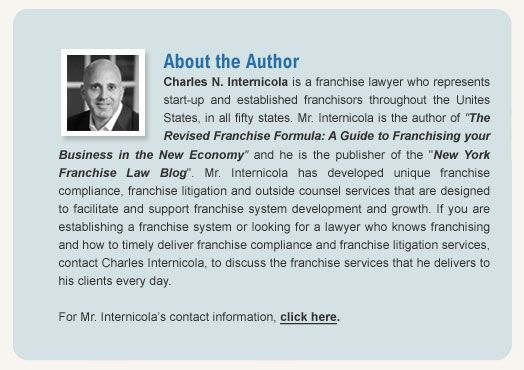 Franchise Lawyer
