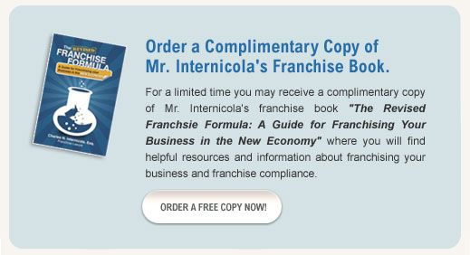 Book on franchising a business