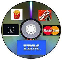 DVD advertisment
