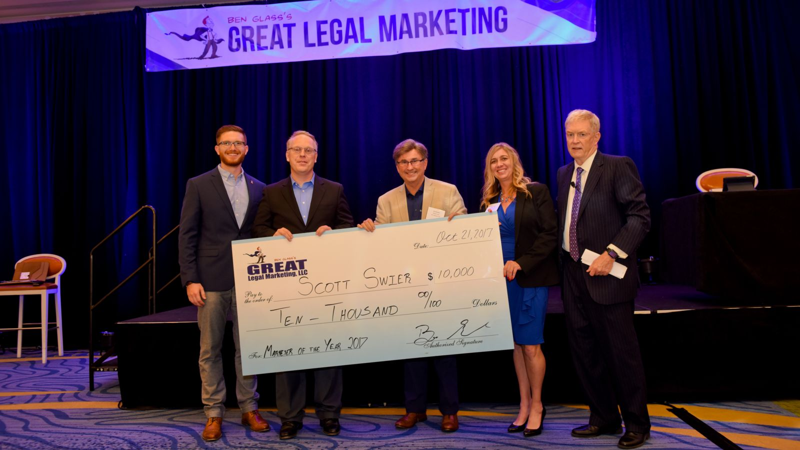 Great Legal Marketing Conference 2017