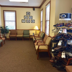 Our comfortable waiting room