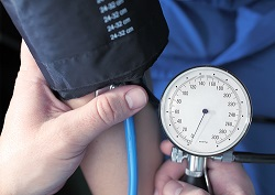 Loss of fluids can cause blood pressure to plummet and the body to go into shock