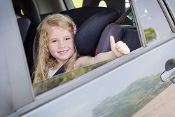 Use Child Passenger Safety Week to make sure your kids are properly secured in the car.