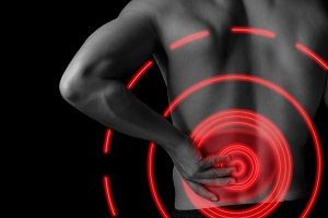 Seek immediate medical help for back pain after an auto accident