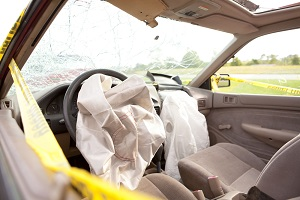 Defective vehicle components can injure passengers or cause a car crash