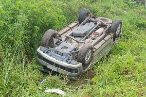 Rollover accidents account for one-third of passenger vehicle crash fatalities