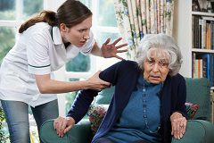 Be alert to signs of nursing home abuse and report suspicious incidents