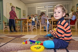A daycare class can quickly go out of control if too few staff members are supervising the children
