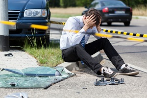 Keep calm and learn the things you should never do after a traffic crash