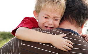 Resources can help a child cope with the accidental death of a friend or family member
