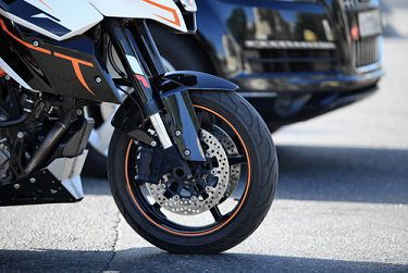 Share the road safely during Motorcycle Safety Awareness Month and all through the year.