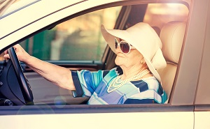 Older drivers must be persuaded to give up their driving privileges if safety becomes a concern