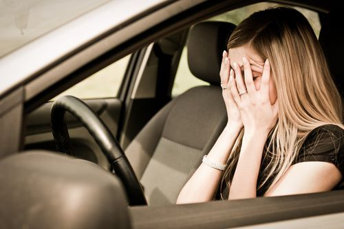 It's not uncommon for Kentucky car accident victims to develop PTSD after a crash.