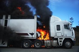 Your truck crash attorney can investigate to identify the cause of a truck accident.