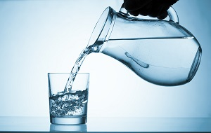 Nursing home residents need an abundant supply of water for good health