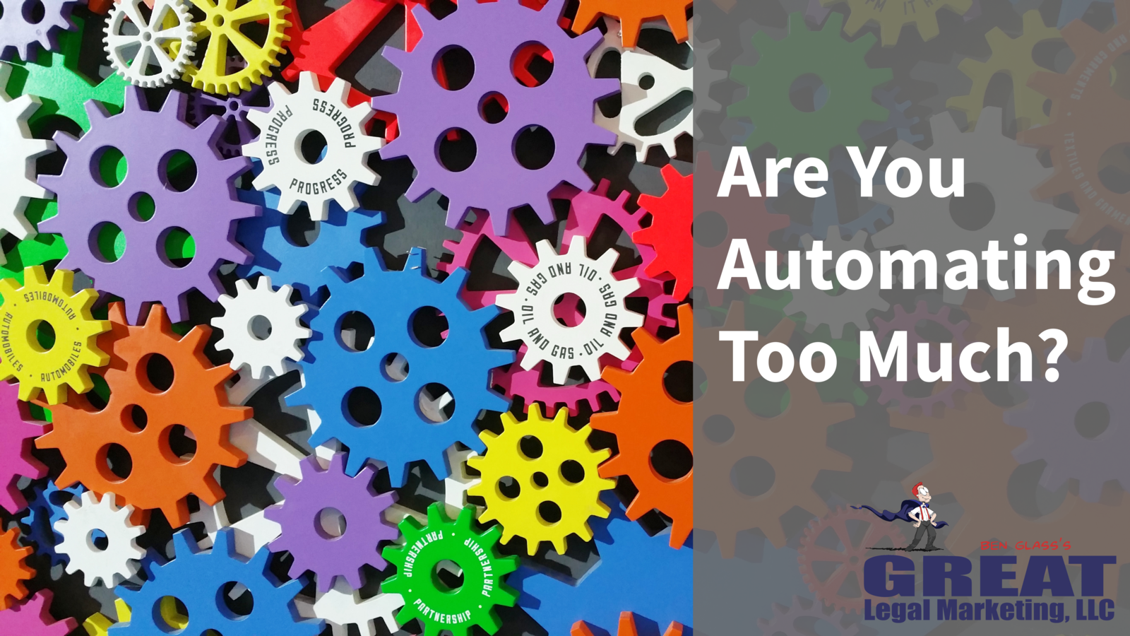 How much automation should you have in your law firm?